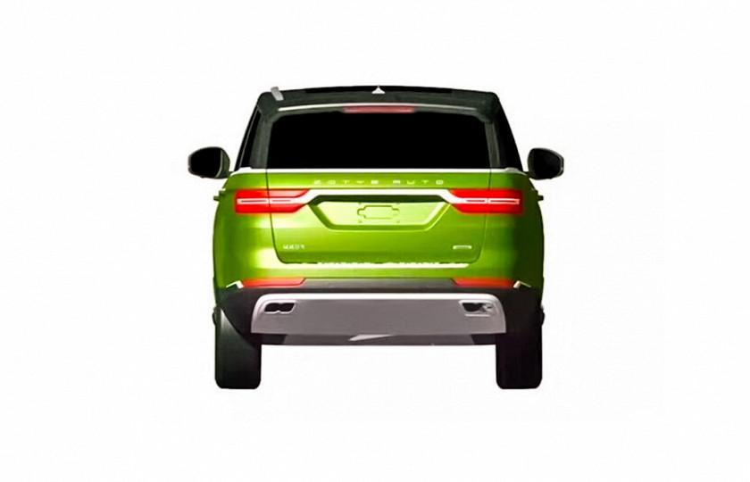 Китайцы выпустят «Range Rover для бедных» 3