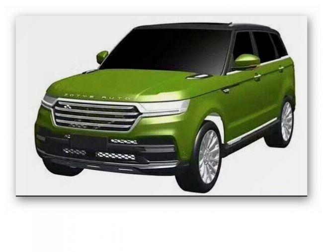 Китайцы выпустят «Range Rover для бедных» 1