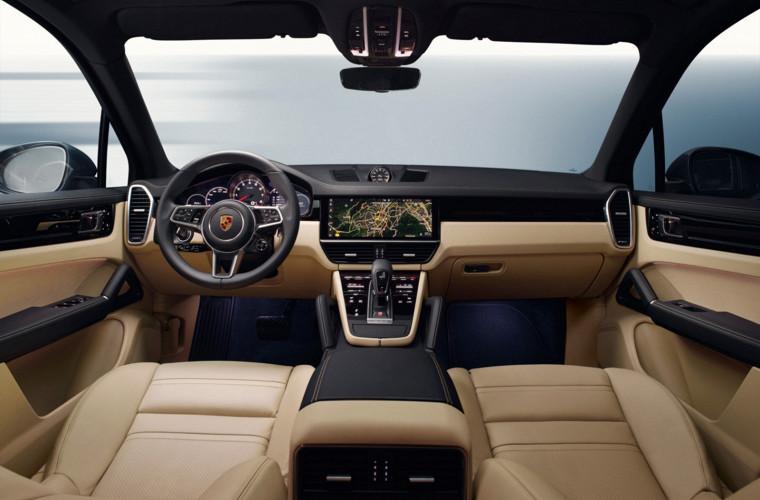 Компания Porsche рассекретила новый Cayenne 5
