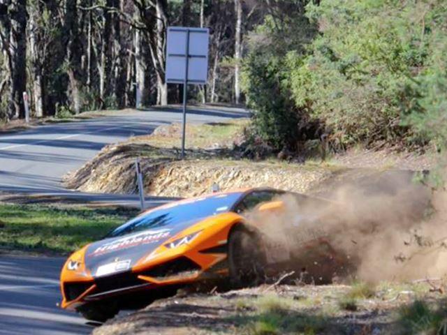 Lamborghini построит «внедорожный» суперкар 1