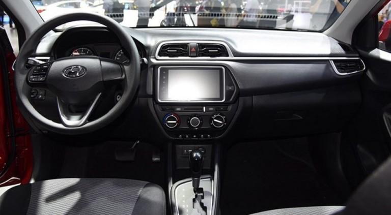 Hyundai презентовал новый бюджетный седан 2