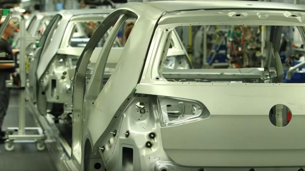 Volkswagen выпустил 150-миллионный автомобиль 2
