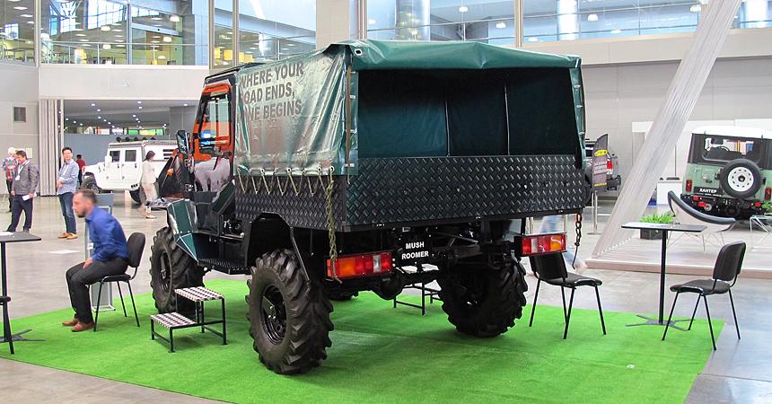 «Грибник» - «инновационная» разработка российских автомобилестроителей 2