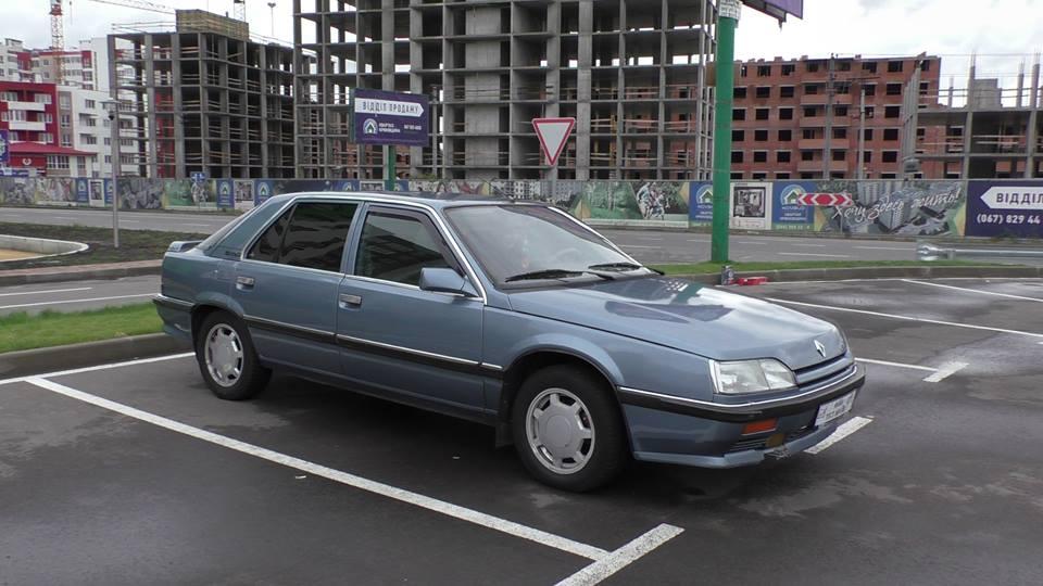 «Автомобиль для президента»: тест-драйв Renault 25 2
