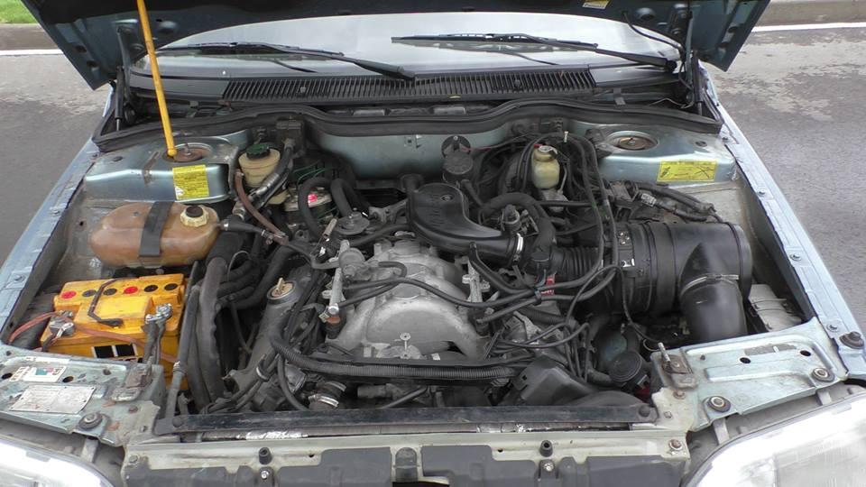 «Автомобиль для президента»: тест-драйв Renault 25 3