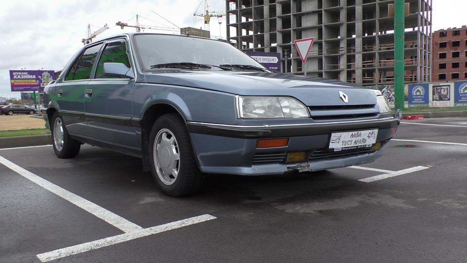 «Автомобиль для президента»: тест-драйв Renault 25 1