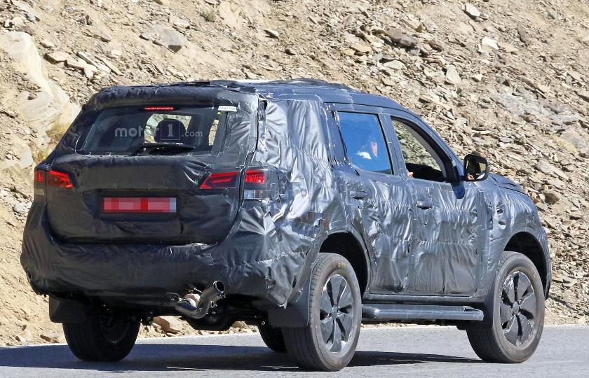 Nissan раскрыл сведения о новом внедорожнике на базе Navara 2