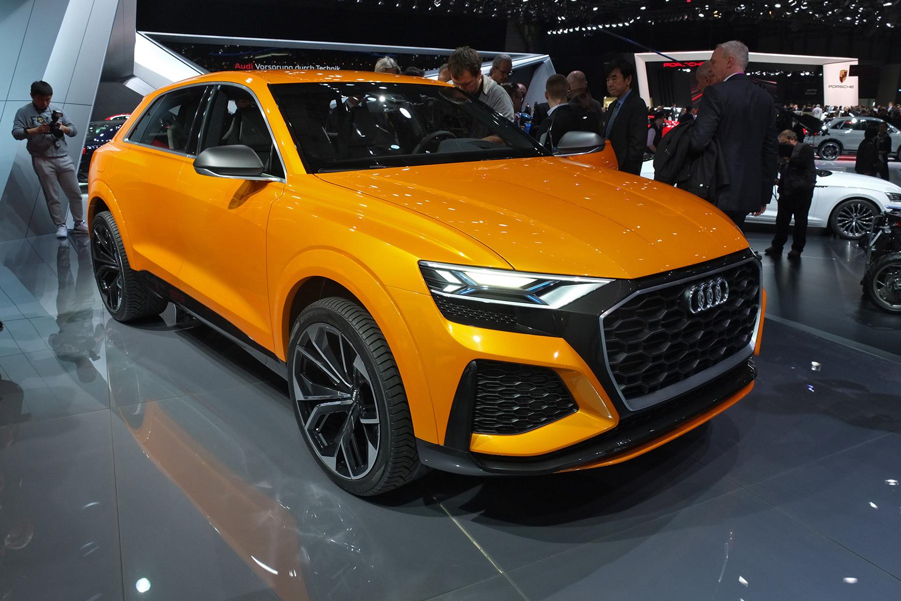 Audi будет каждые три недели презентовать новый автомобиль 1