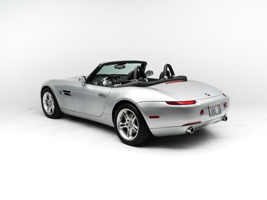 Автомобиль Стива Джобса выставили на аукцион 1