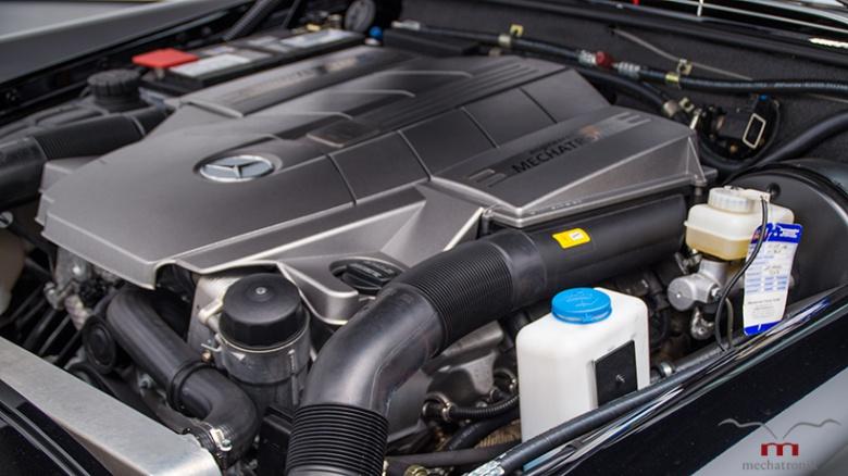 Раритетный «Мерседес» с новым двигателем выставили на торги 2