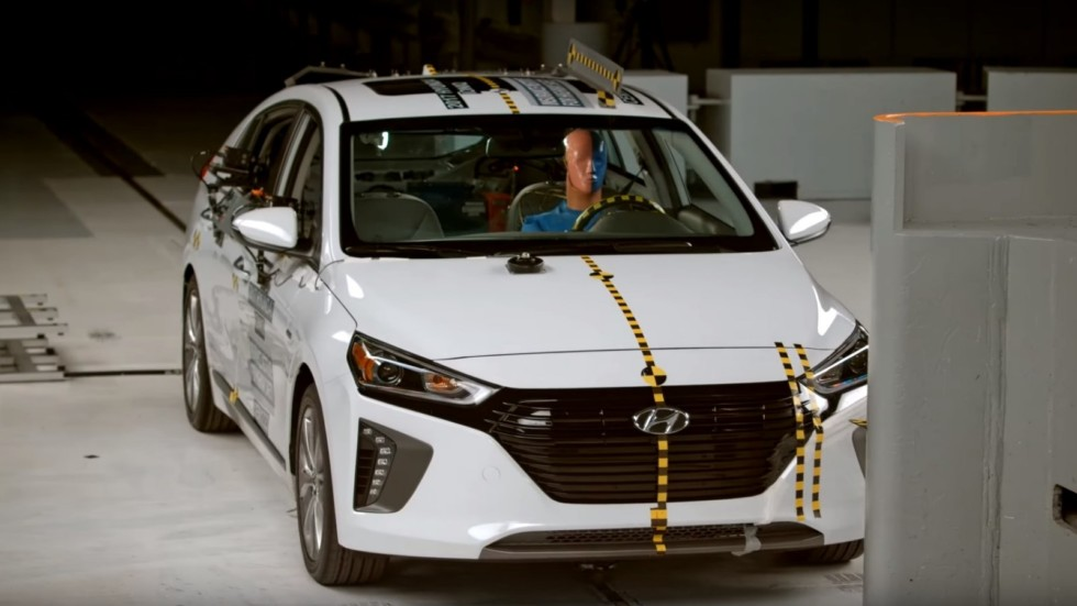Три модели Hyundai показали отличный результат в краш-тестах 1