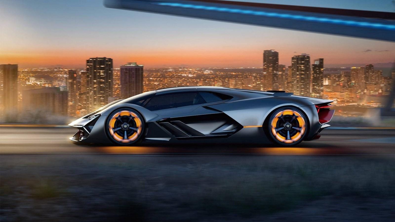 Lamborghini рассекретил суперкар «третьего тысячелетия» 2
