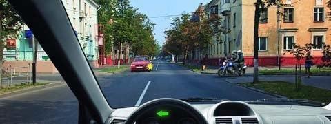Что нужно знать о проезде перекрестка равнозначных дорог 4