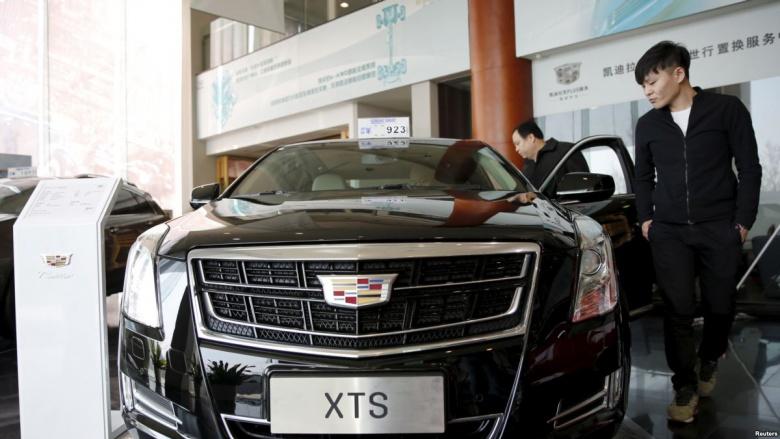 «Кадиллаки» пришлись по вкусу китайским автолюбителям 1