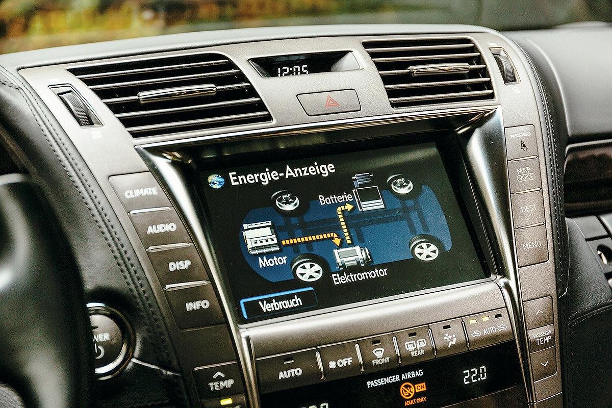 «Сплошная роскошь и никаких сожалений»: тест-драйв Lexus LS 600h 4