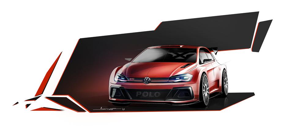Volkswagen Polo обзавелся раллийной версией 1