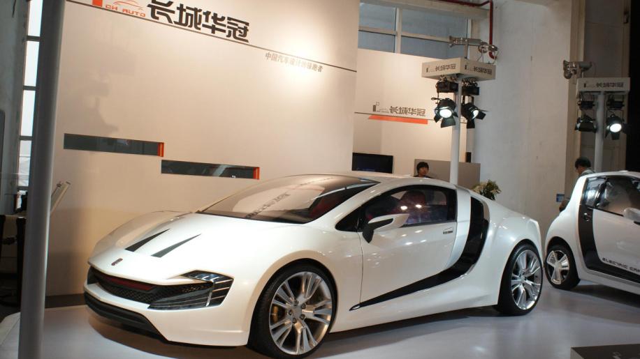 Составлен рейтинг китайских «автомобилей-клонов» 3