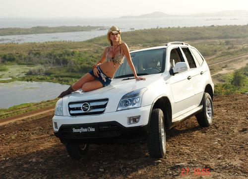 Составлен рейтинг китайских «автомобилей-клонов» 2