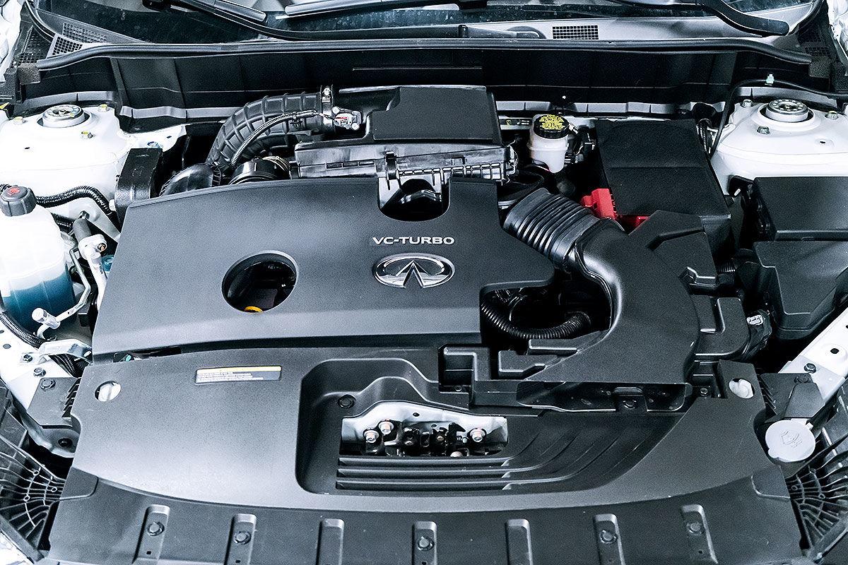 «Первая ласточка»: тест-драйв Infiniti QX50 c двигателем с переменной степенью сжатия  2