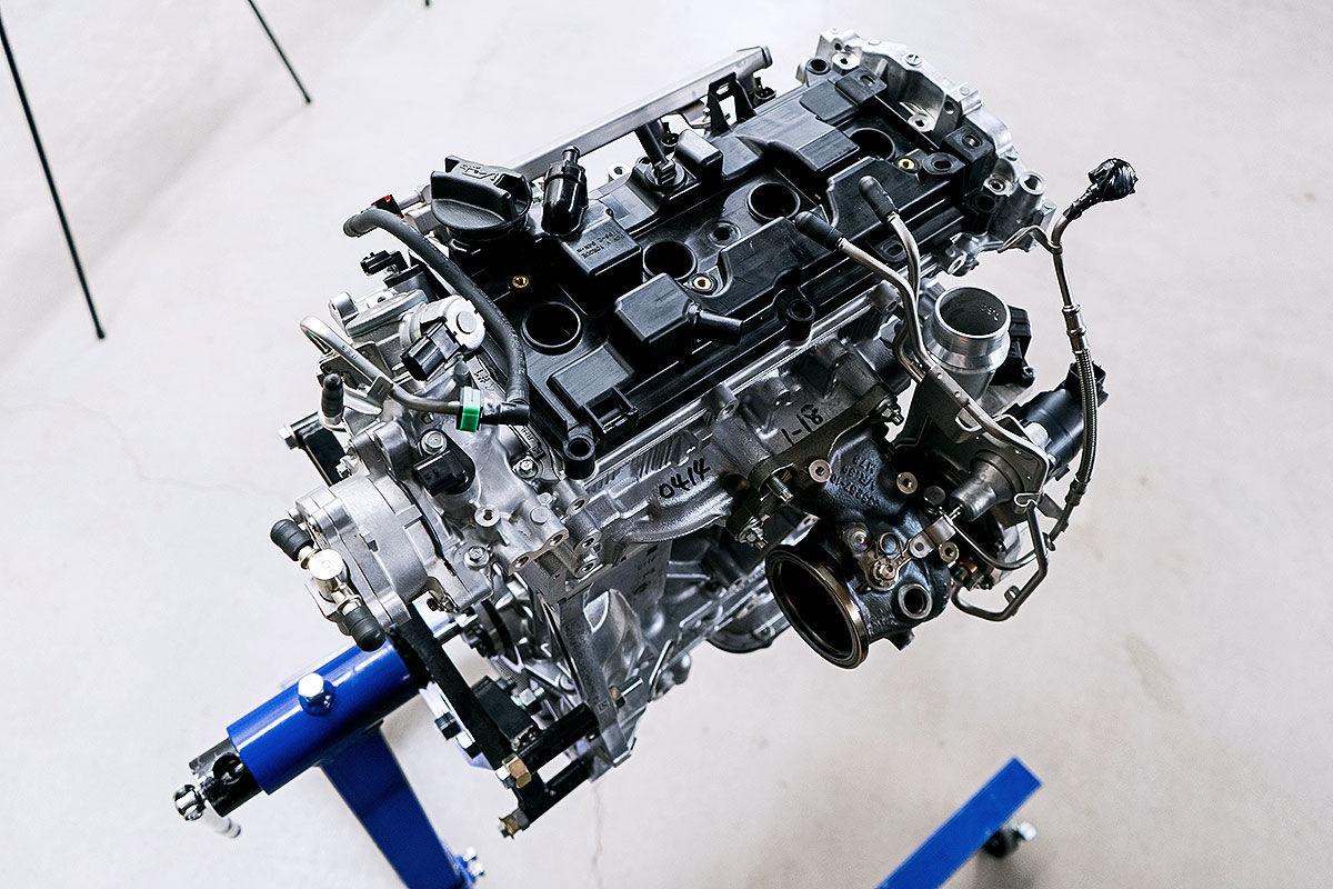 «Первая ласточка»: тест-драйв Infiniti QX50 c двигателем с переменной степенью сжатия  4