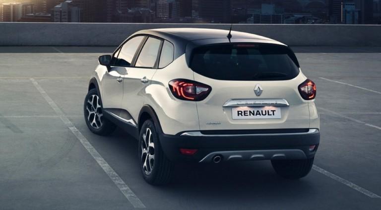 Renault Captur переименовали в Grand Captur 1