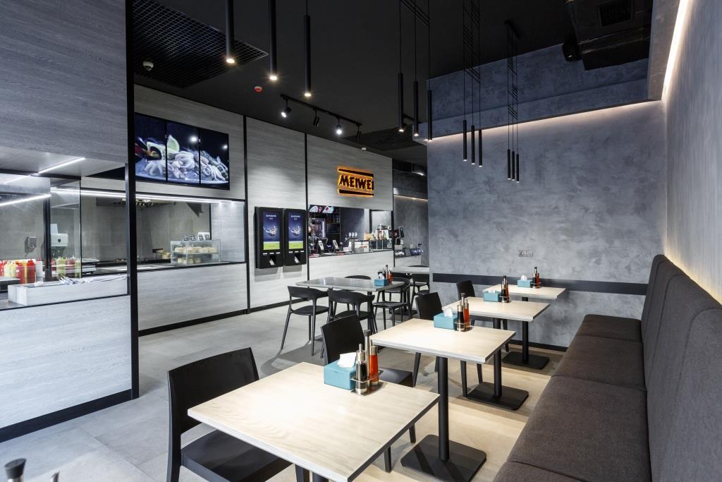 «ОККО» представила первый ресторан за пределами АЗК – паназиатский Meiwei 1