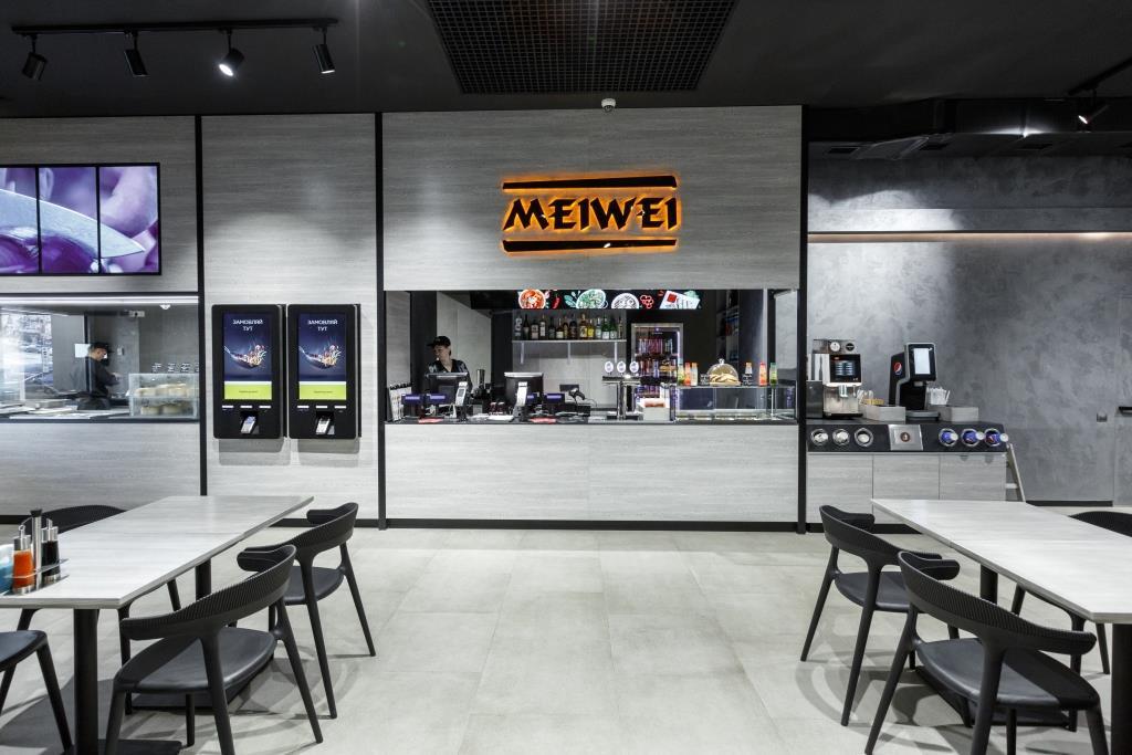 «ОККО» представила первый ресторан за пределами АЗК – паназиатский Meiwei 3