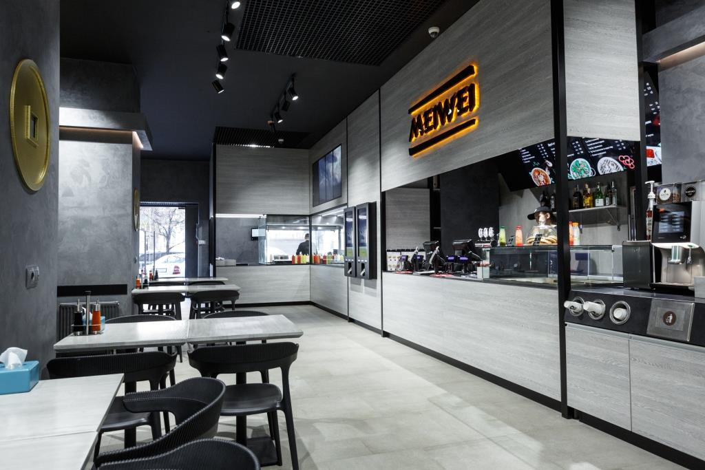 «ОККО» представила первый ресторан за пределами АЗК – паназиатский Meiwei 4