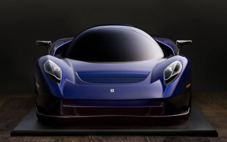 Компания Scuderia выпустила «бюджетный» суперкар 1