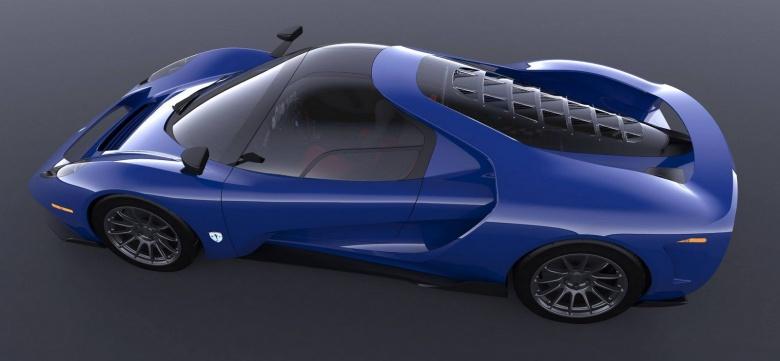 Компания Scuderia выпустила «бюджетный» суперкар 3