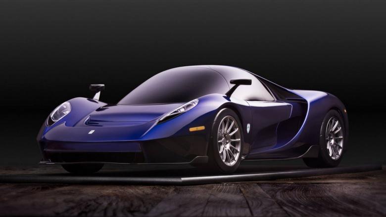 Компания Scuderia выпустила «бюджетный» суперкар 2