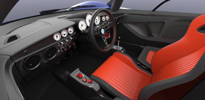 Компания Scuderia выпустила «бюджетный» суперкар 4