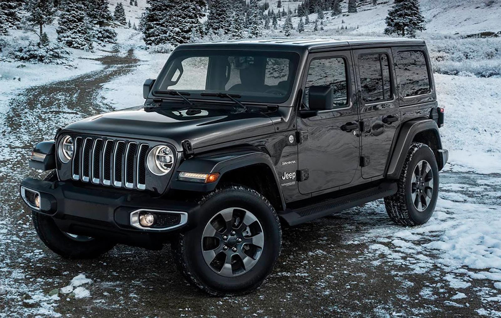 Jeep Wrangler новой генерации официально дебютировал 1