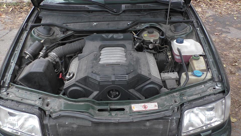 Автомобиль за 3000 долларов: тест-драйв Audi 100 2