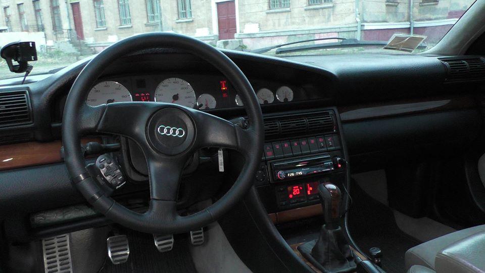 Автомобиль за 3000 долларов: тест-драйв Audi 100 3