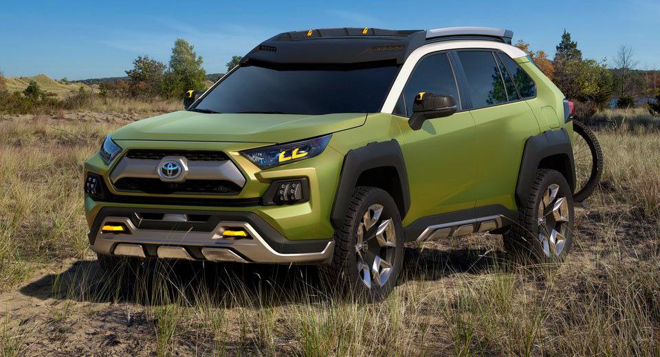 Toyota показала внедорожник, который «запомнит» все путешествия 1