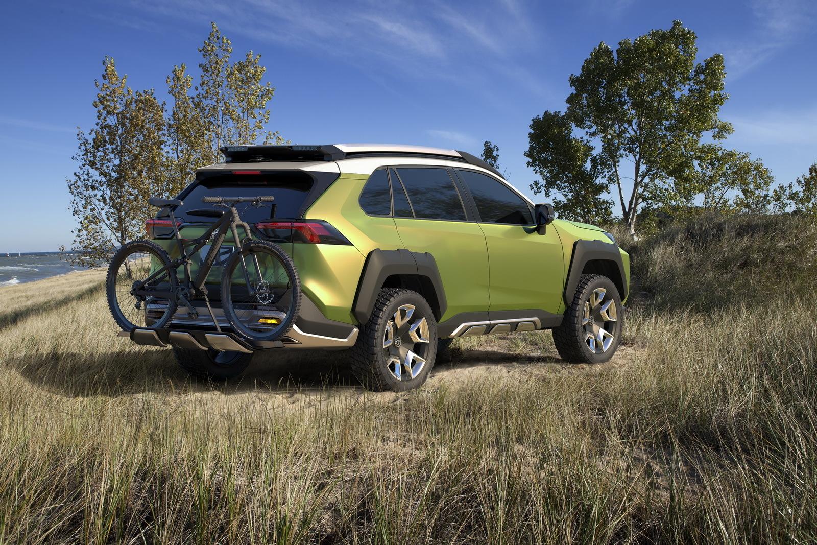 Toyota показала внедорожник, который «запомнит» все путешествия 2