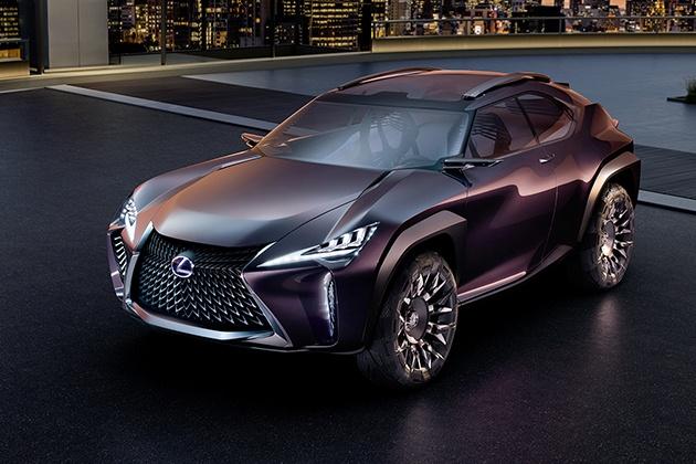 Lexus выпустит «бюджетный» автомобиль 2