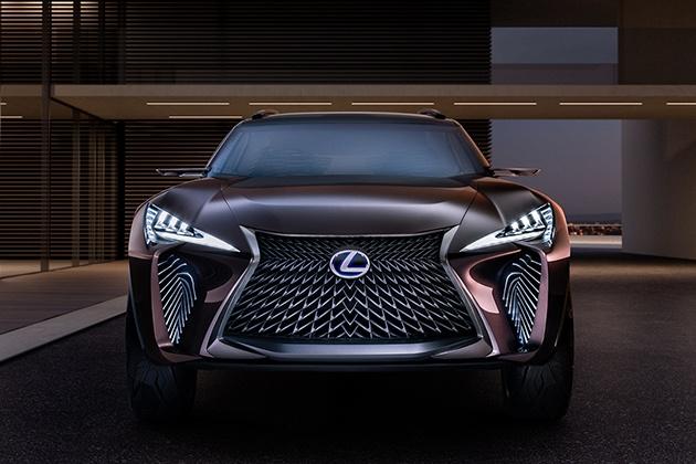 Lexus выпустит «бюджетный» автомобиль 1