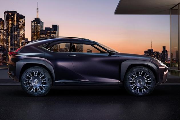 Lexus выпустит «бюджетный» автомобиль 3