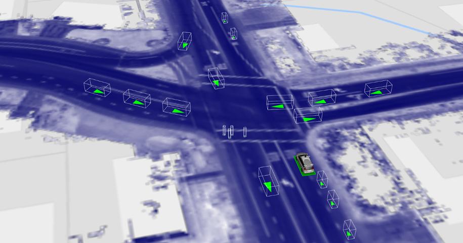 Беспилотные автомобили Google «намотали» 6 000 000 километров 2