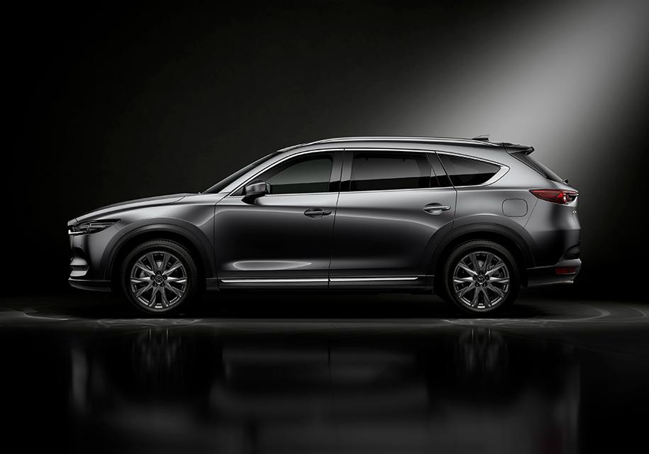 Mazda анонсировала новый кроссовер 1
