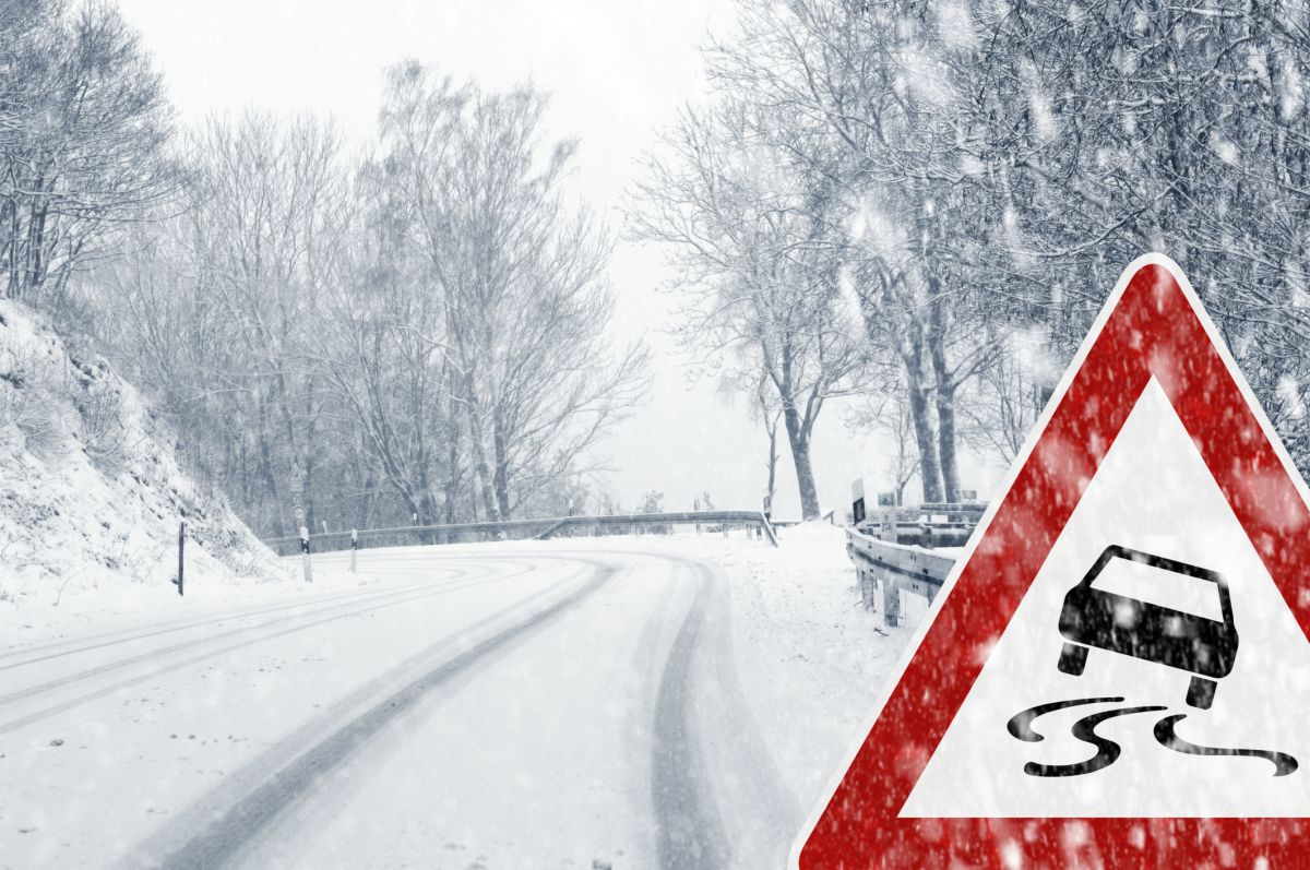 Украинских водителей предупредили об опасности на дороге 1