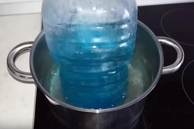 Как «разморозить» замёрзший бачок омывателя 2