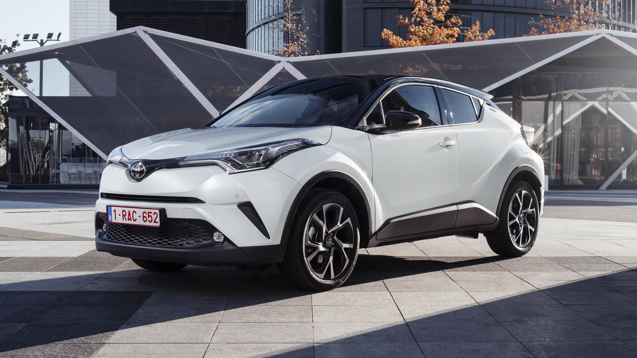 В Toyota рассказали о новом «бюджетном» кроссовере 1