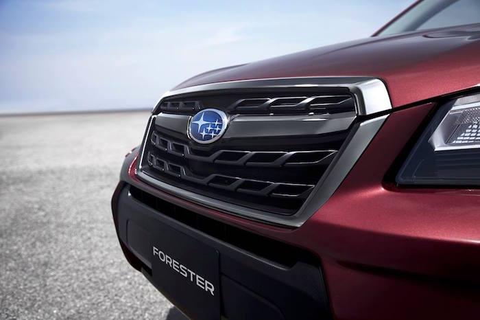 Компания Subaru назвала дату дебюта нового Forester 1