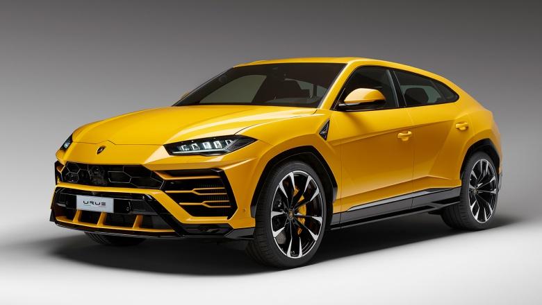 Первый кроссовер Lamborghini официально представлен 2