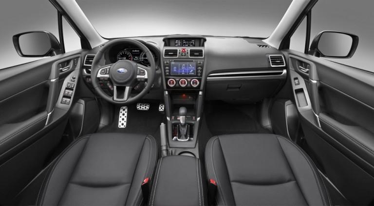 Компания Subaru назвала дату дебюта нового Forester 2