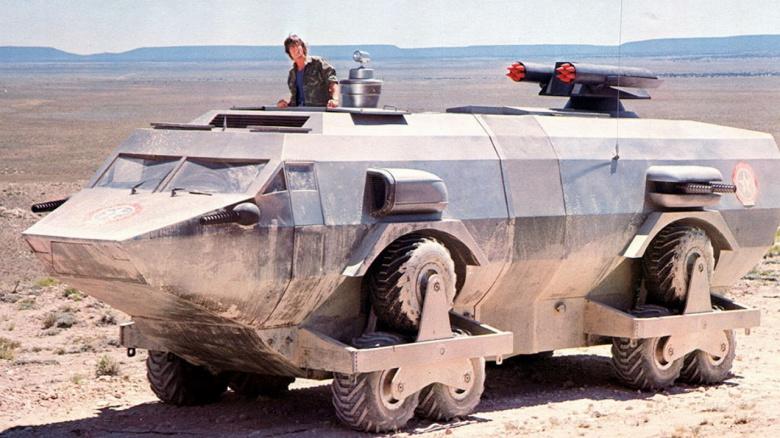 10 самых «странных» автомобилей из голливудских кинолент 2