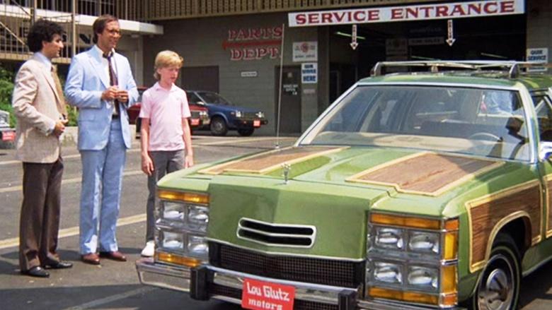 10 самых «странных» автомобилей из голливудских кинолент 1